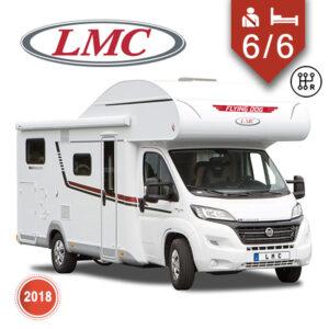 Wohnmobil LMC BreezerA694G Verkauf